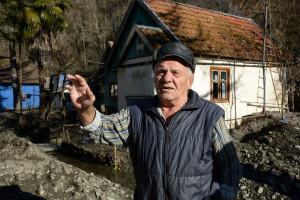 Байразян Хачик,54 года живет в поселке Кепша-