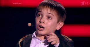 Сочинец Данил Плужников стал победителем телепроекта «Голос.Дети»