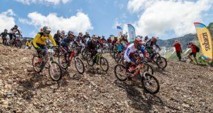 Спортивно-развлекательный лагерь открыли в горах Сочи