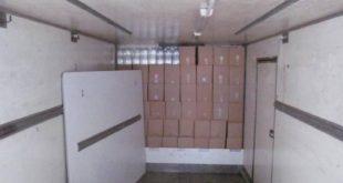 Сочинские таможенники пресекли перемещение более 1 тонны  незаконной алкогольной продукции в Абхазию.