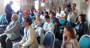 Более 50 известных блогеров России встретились на курорте «Роза Хутор»