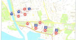 Шествие выпускников ограничит автодвижение в Сочи