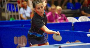 Чемпионат России по настольному теннису стартовал в Сочи