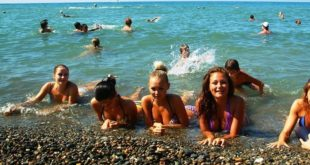 Сочи стал самыми популярным направлением отдыха в России этим летом