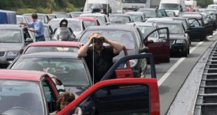 Порядка 100 водителей оштрафовали за нарушение карантина