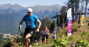 В горах Сочи пройдут соревнования по «небесному бегу» — скайраннингу