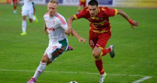 Футболист тульского «Арсенала» Игнатьев отдан в аренду в «Сочи»