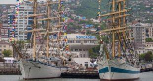 Более 20 парусных судов примут участие в «СКФ Черноморской регате больших парусников — 2016»