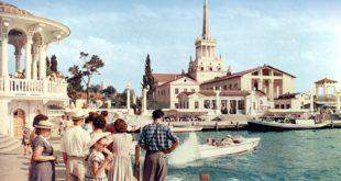 Музыкальные видеокиоски с песнями и фото о старом курорте установили в Сочи