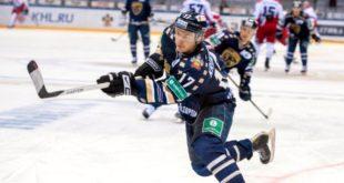 Хоккеисты «Сочи» победили рижское «Динамо» в матче чемпионата КХЛ