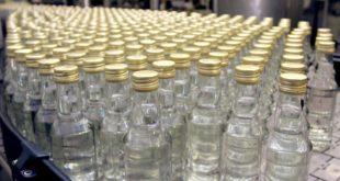 Более 60 тонн контрафактного алкоголя изьяли в Сочи