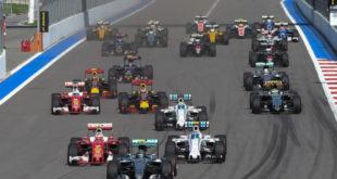 Более 650 тысяч человек посетили трассу Формулы 1 в Сочи, за два года