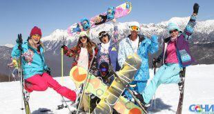 В Сочи готовятся к открытию зимнего горнолыжного сезона