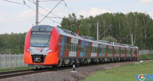 Поезд сбил подростка в Сочи