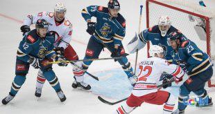 В Сочи проходит Кубок Мира по хоккею