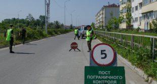 Уроженку Республики Конго задержали на российско-абхазской границе