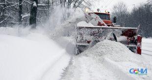 Сочинские синоптики  прогнозируют снег