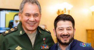 Сочинец Михаил Галустян стал послом III зимних Всемирных военных игр