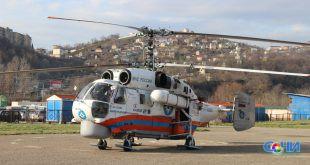 Сочинские спасатели вертолетом эвакуировали пострадавшего туриста (видео)