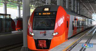 Поезд между Ростовом-на-Дону и курортом «Роза Хутор» будет курсировать на новогодних праздниках
