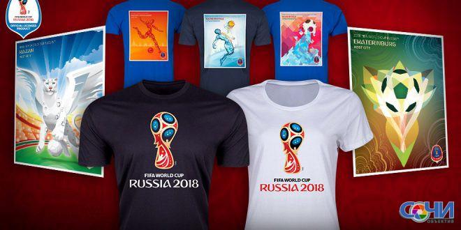 сувениры к чемпионату мира по футболу 2018 купить
