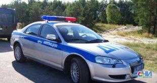 Ребенок пострадал в ДТП в центре Сочи