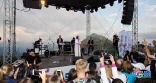 Концерты в горах бьют рекорды