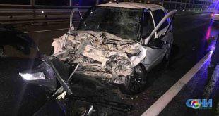 В результате ДТП в Адлерском районе погиб мужчина (фото)
