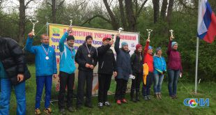 Свыше 350 сильнейших спортсменов приняли участие в чемпионате и первенстве Краснодарского края по спортивному ориентированию