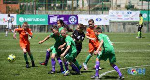 Всероссийских соревнований по футболу среди команд детских домов и школ – интернатов стартовали в Сочи