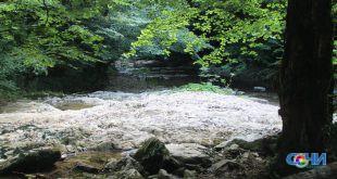 Туристы заблудились в горах Сочи