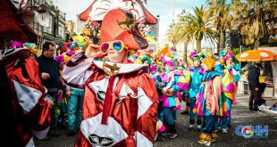 Ярким карнавальным шествием открыли курортный сезон в Сочи