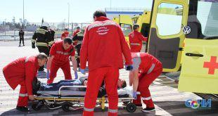 Почти 70 болельщиков обратились за помощью к медикам во время проведения матчей Кубка Конфедерации