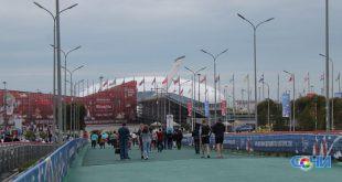 Зонты-трости, селфи-палки, аэрозоли, барабаны, термос и чемоданы запрещено проносить на футбольный матч стадиона «Фишт»