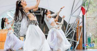 На курорте «Роза Хутор» проходит фестиваль турецкой культуры