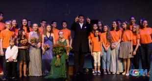 Воспитанников  фонда «Новые имена» представил Денис Мацуев в Сочи