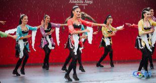 Античный фестиваль проходит в горах «Роза Хутор»