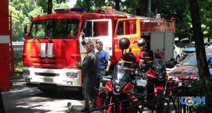В Сочи опергруппы контролируют пожарную безопасность
