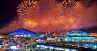 В Олимпийском парке состоится «Парад фейерверков»