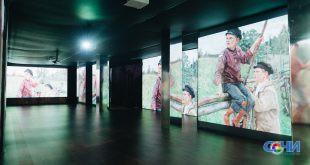Сокровища Третьяковской галереи представили в Сочи