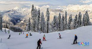 Предварительные продажи единого ски-пасса на горных курортах Сочи начнется осенью