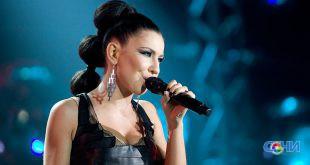 Сольный концерт Ёлки состоялся на горном курорте «Розе Хутор»