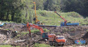 Сороковая авария на магистральном водоводе оставила без воды жителей шести поселков Сочи