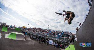 Чемпионаты России по серфингу и фристайлу на воде пройдут в Сочи