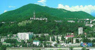 Землетрясение произошло в поселке Лазаревское