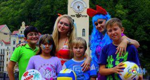 Более 500 детей и подростков из 10 стран примут участие в международном фестивале в Сочи