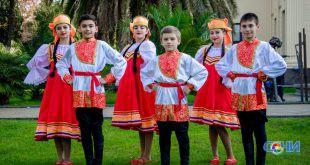 Большим детским праздником отметили День города Сочи