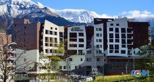Отель курорта «Роза Хутор» признан лучшим в России