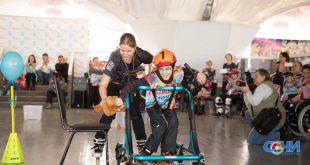 Первые в истории России соревнования по роллер-спорту для детей с ограниченными возможностями здоровья прошли в Сочи