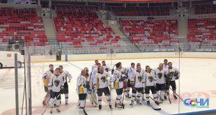 Седьмой сезон Ночной Хоккейной лиги стартовал в Сочи